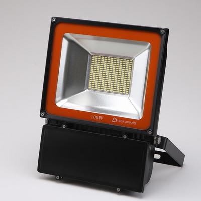 LED 사각 투광등 S-16 100W 주광색 AC 세광