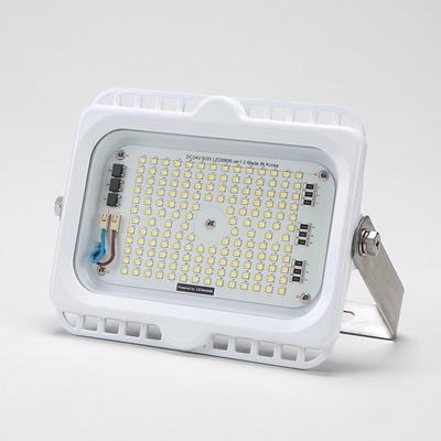 선박용 DC LED 투광기 24V 80W 화이트 주광색 IP68 삼립