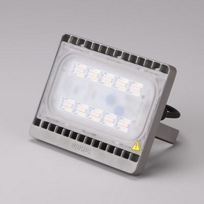 LED 사각 투광기 30W 노출형 주광색 BVP 161 CW 필립스