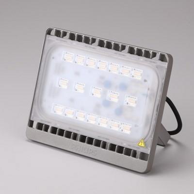 LED 사각 투광기 50W 노출형 전구색 BVP 161 WW 필립스