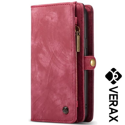 아이폰XR CASEME 정품 마그네틱 지갑 가죽케이스 (P105)