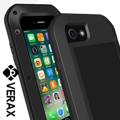 아이폰7플러스 LOVE MEI 정품 고릴라글라스 풀메탈 하드케이스 (P039)