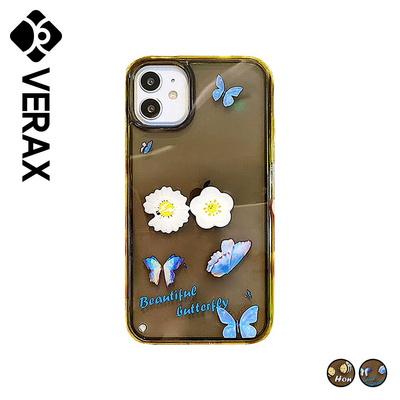 아이폰11프로 플라워 워터 쉐이커 젤리 케이스 P516