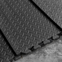 바디엑스 에바폼 퍼즐 바닥 타일 600x600mm 4장1세트