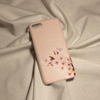 벚꽃 이니셜 케이스