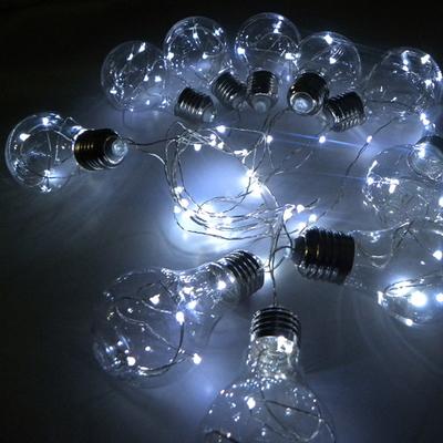 LED왕전구 가랜드(약 3.5m)