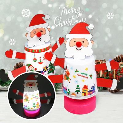 만들기세트 크리스마스 산타 스탠드(4set)