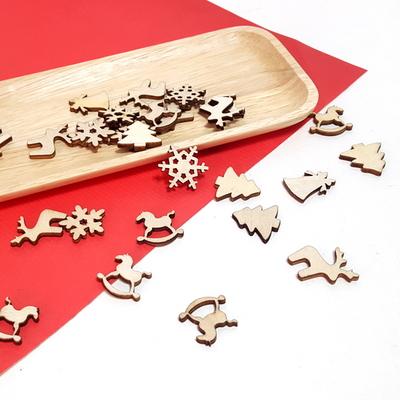 크리스마스 나무비즈(약 45개)
