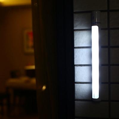 무선 하이브리드 자동점멸 LED센서등