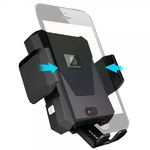MORUN 오토슬라이딩 차량용 스마트폰 무선 충전거치대