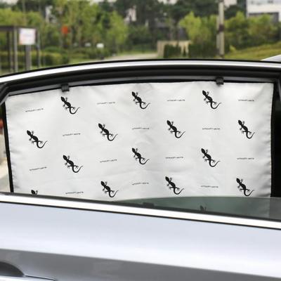 천사날개 자석부착 차량용 햇빛가리개