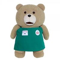 19곰 테드 앞치마 입은 영화 속 곰인형 50CM 그린