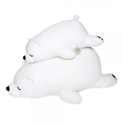 모찌모찌 꿀잠쿠션 곰 50CM 동물인형