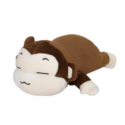 모찌모찌 꿀잠쿠션 원숭이 30CM 동물인형