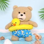 19곰 테드 여름한정 오리튜브 테드 30CM