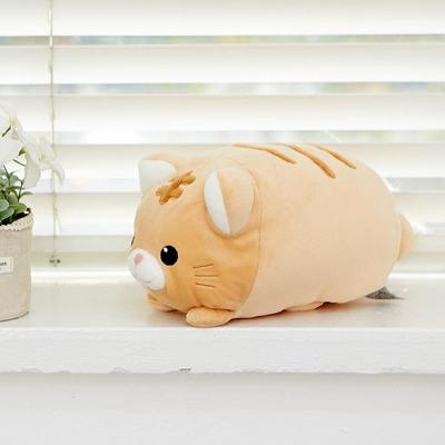 모찌모찌 만두 고양이 인형 치즈태비 25CM