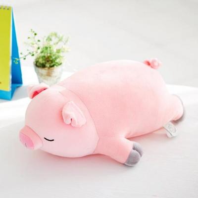 모찌모찌 꿀잠쿠션인형 Ver.2 돼지 동물인형 30CM