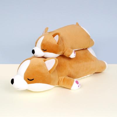 모찌모찌 꿀잠쿠션인형 웰시코기(중) 동물인형