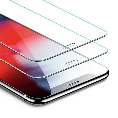 ESR정품 아이폰XS 5X 가이드 강화유리(2팩)