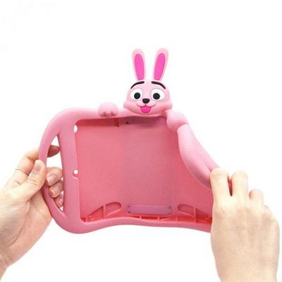 아이패드프로10.5 토끼 캐릭터 실리콘케이스