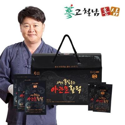 고철남홍삼 품은 야관문활력 50ml x 30포