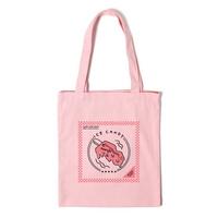 아이스 캔디 에코백 - 핑크