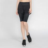 여성운동복 투인원 요가레깅스 블랙