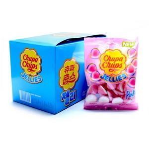 츄파춥스 젤리 핑키스 12개입 / 젤리사탕 캔디