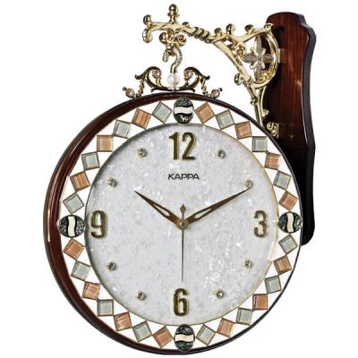 카파 81B 무소음 양면벽시계