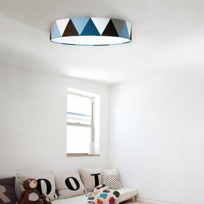LED 스칸디나블루 방등 50W