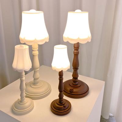 미니 앤틱 LED 스탠드 램프 2type 감성조명