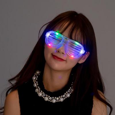 LED셔터쉐이드안경