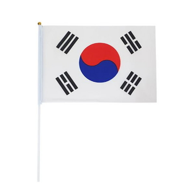 태극기 미니국기 깃발(30x20cm)