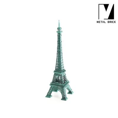 3D 이노 메탈 건축 퍼즐 에펠타워 모형