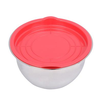 리빙쉐프 스텐 샐러드 믹싱볼 뚜껑 냉면기 양푼 도매