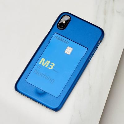슈퍼쉘 아이폰8 프레임바이 현대카드케이스