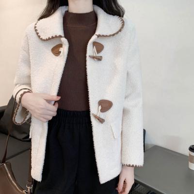 여자 겨울 양털 뽀글이 떡볶이 자켓