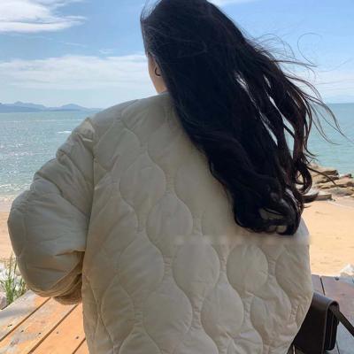 여자 양털패딩 양털점퍼 뽀글패딩 퀄팅패딩 리버시블 숏패딩
