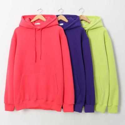 남성 여성 겨울 7컬러 포켓 부들 기모 후드 티셔츠