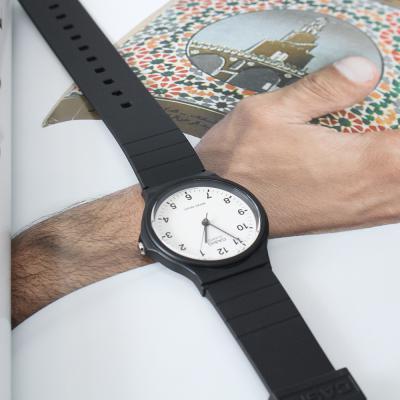 남자 카시오 화이트 우레탄 밴드 생활방수 수능 시계