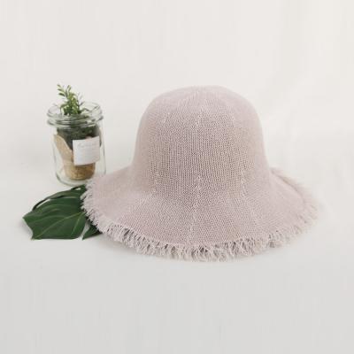 여성 여름 올풀림 버킷 해변 바캉스 모자 8컬러
