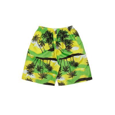 남자 여름 수영장 하와이 비치웨어 반바지