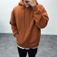 남성 비비드 8컬러 기모 가을 겨울 후드티셔츠