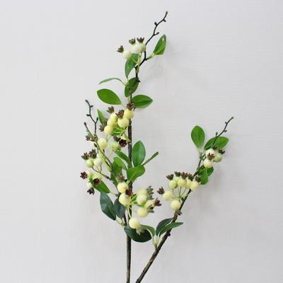 (색상추가) 생화같은 베리 열매 조화나무가지 장식