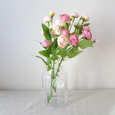 러블리 라넌큘러스 인테리어 조화꽃장식(6color)