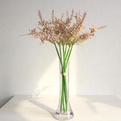 장녹수번들 조화꽃장식(2color)