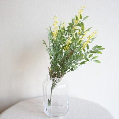 뷰티풀 미모사 부쉬 인테리어 조화꽃장식(2color)