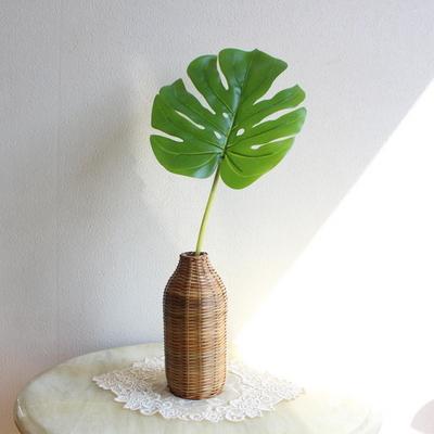 트로피컬 대왕 몬스테라 조화잎장식