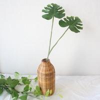 트로피컬 트윈 몬스테라 조화잎장식