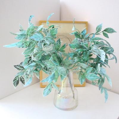 그리너리 시트러스 조화잎장식